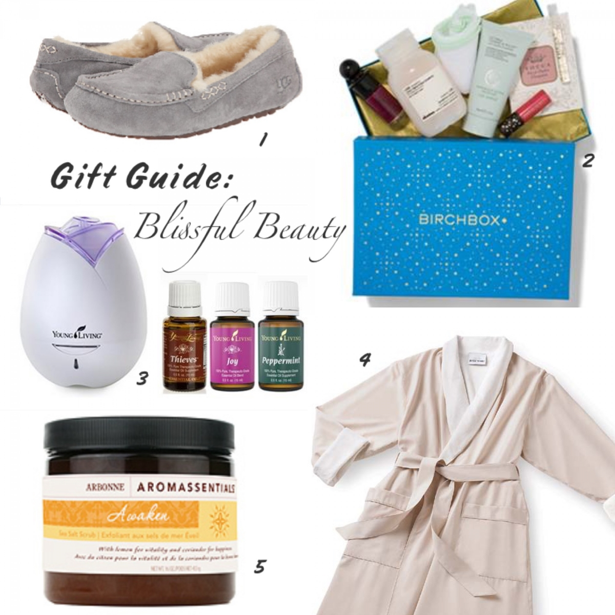 Gift Guide: Blissful Beauty